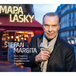 CD Štefan Margita : Mapa lásky