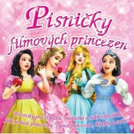 Supraphon CD Písničky filmových princezen