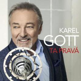 Supraphon CD Karel Gott : Ta pravá