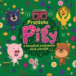 Supraphon CD Prasátko Pigy a kouzelná pohlednice plná písniček