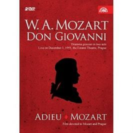 Wolfgang Amadeus Mozart : Don Giovanni, Adieu,Mozart