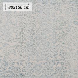 Tempo Kondela Koberec, krémový / šedý vzor, 80x150, ARAGORN