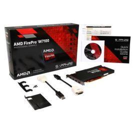 AMD FirePro W7100 - 8GB GDDR5, 4-DP, PCIe 3.0