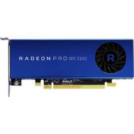 AMD , Radeon Pro WX 3100 4GB GDDR5 2-mDP+1-DP