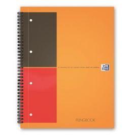 OXFORD Sešit International Filingbook, kroužková vazba, A4+, linkovaný, 100 listů, OX