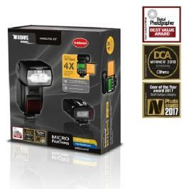 Hähnel MODUS 600RT Wireless Kit - Micro 4/3