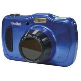 """Rollei Sportsline 100/ 20 MPix/ 4x zoom/ 2,7"""" LCD/ Voděodolný do10m/ HD/ Modrý"""