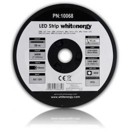 WHITENERGY WE LED páska 50m SMD5050 7.2W/m 10mm teplá bílá