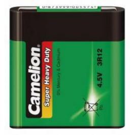 CAMELION SUPER HD BLOK 4,5V 1ks 3R12 plochá baterie zinková 4.5V 1ks