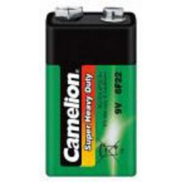 CAMELION SUPER HD E-BLOK 9V 1ks 6F22 baterie zinková 9V 1ks