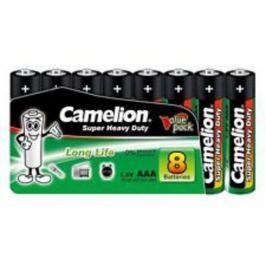 CAMELION 8ks baterie SUPER HD AAA/R03 blistr baterie zinková (cena za 8pack)