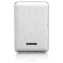 Whitenergy Power Bank 5000mAh Li-Ion 1-2.1A bílá (powerbank)