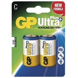 GP Batteries Alkalická baterie GP Ultra Plus LR14 (C), blistr 2ks
