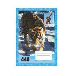 NO NAME Školní sešit 440, A4, čistý, 40 listů