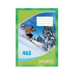NO NAME Školní sešit 465, A4, čtvrerečkovaný, 60 listů