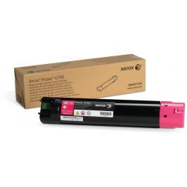 XEROX Toner Magenta pro Phaser 6700 (12.000s)