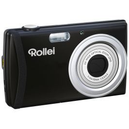 "Rollei Compactline 800/ 20 MPix/ 5x zoom/ 2,7"" LCD/ HD video/ Černý"