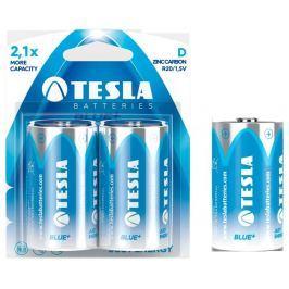 TESLA - baterie D BLUE+, 2ks, R20