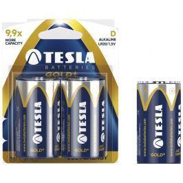 TESLA - baterie D GOLD+, 2ks, LR20