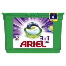 ARIEL Kapsle na praní Color&Style, 14 ks,