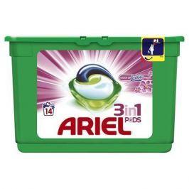 ARIEL Kapsle na praní Touch of Lenor, 14 ks,