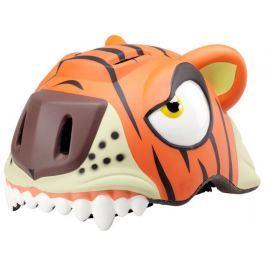 Crazy-stuff Dětská přilba  tygr, 49 - 55 cm
