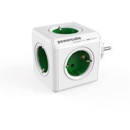 ALLOCACOC Rozbočovač PowerCube Original, zelená,
