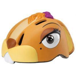 Crazy-stuff Dětská přilba na kolo  Čipmank