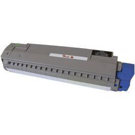Peach Toner  44059108 kompatibilní černý PT248 pro OKI C810, C830 (8000str./5%)