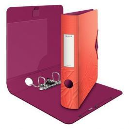 LEITZ Mobilní pořadač Urban Chic, 65mm, A4, PP, červený,