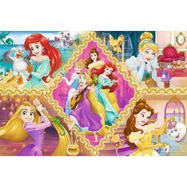 TREFL Puzzle Disney princezny a jejich dobrodružství 160 dílků