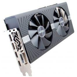 SAPPHIRE TECHNOLOGY LTD Sapphire NITRO+ RX580 4GB (256) aktiv D 2xH 2xDP