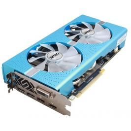 SAPPHIRE TECH. SAPPHIRE NITRO+ RADEON RX 580 / 8GB GDDR5 / PCI-E / 2x HDMI / DVI-D / 2x DP / li