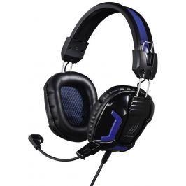 HAMA uRage SoundZ Essential gamingový headset/ drátová sluchátka + mikrofon/ 2x