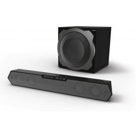 HAMA uRage gamingový sound systém SoundZbar Unleashed/ 2.1/ 100W/ BlueTooth/ 3,5