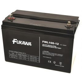 FIAMM Akumulátor FUKAWA FWL100-12 (12V 100Ah živ. 10let)
