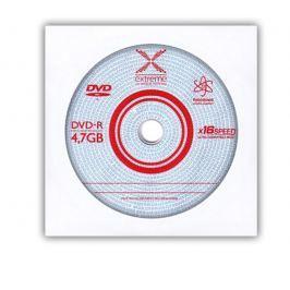Esperanza Extreme DVD-R [ obálka 1 | 4.7GB | 16x ] - karton 500 ks