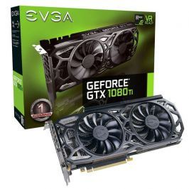 EVGA GeForce GTX 1080 Ti SC Black Edition iCX, 11264 MB GDDR5X