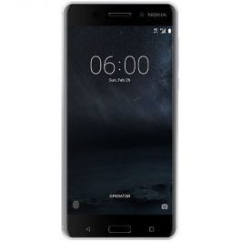 Nokia Smartphone  6 DS Silver