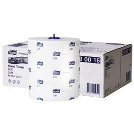 TORK Ručníky  Premium TAD H1 v Matic roli, papírové, bílá, 6ks, 100m