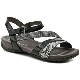 Tamaris 1-28604-20 černé dámské letní sandály, 39