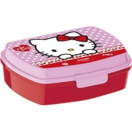 BANQUET Box svačinový HELLO KITTY 17 x 12 cm