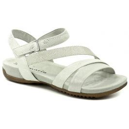 Tamaris 1-28604-20 bílé dámské letní sandály, 40