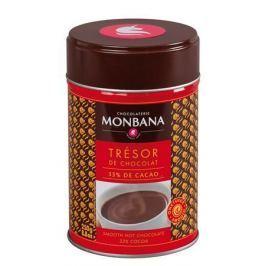 MONBANA Horká čokoláda v prášku Trésor, 250 g,