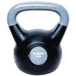 inSPORTline Činka  Vin-Bell Dark 14 kg