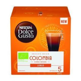 NESCAFE Kávové kapsle Dolce Gusto Lungo Columbia 12 ks, NESCAFÉ