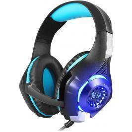 SANDBERG herní sluchátka Headset Twister s mikrofonem, černá