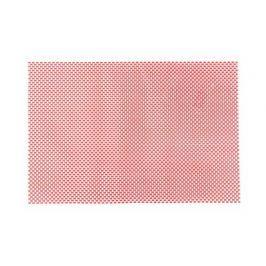 BANQUET Prostírání PIATTO 45 x 30 cm, 4 x 4 vlákna, červenobílé