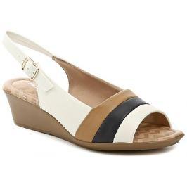 Piccadilly 153013 béžové dámské sandály, 40