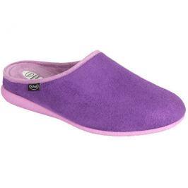 Scholl Dámské pantofle Chika Memory Cushion Purple/Lilac F267442116, 36